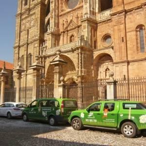 Excursión a Astorga y Camino de Santiago