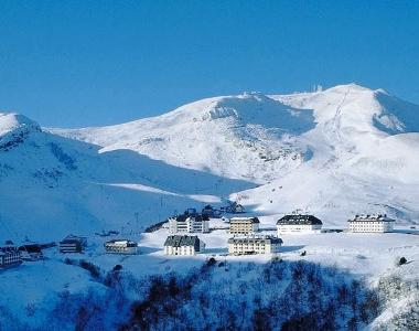 Estación de esquí de Valgrande-Pajares